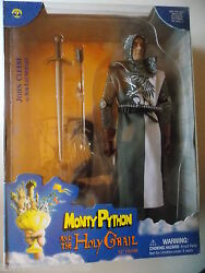Sideshow Theatrical And The Holy Grail Figurine Sir Launcelot Knight John Cleese
