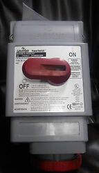 Leviton Power Switch 530mi7w 30a 3phy 20hp 277/480vac Pin And Sleeve 2/15