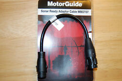 Motorguide Bottom Line Tournament Sonar Adapter Cable Mbot07 Max