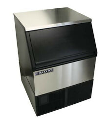Maxx Ice Mim250, 24x24x39-inch Self-contained Ice Maker, 250 Lbs/day, Bullet Cub