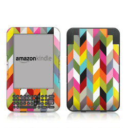 Kindle Keyboard Skin - Ziggy Condensed By French Bull - Sticker Decal