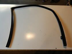 Oem Front Right Side Door Window Seal Weather Stripping Ford Escape 05 06 07 3d
