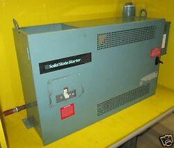 York Sss7l-48b 500hp 260a Chiller Solid State Motor Starter 371-02056-503 46a