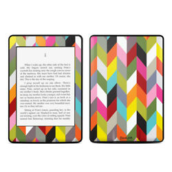 Original Kindle Paperwhite Skin - Ziggy Condensed By French Bull - Sticker Decal