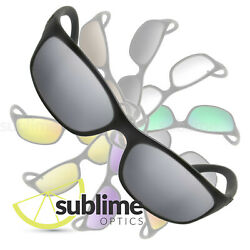 Polarized Metallic Silver Mirror Replacement Lenses For Rb4115