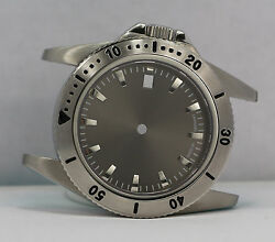 Watch Case + Dial F. Eta 2824-2 316l Sapphire St2130 Sw200 38mm For Watches Mens