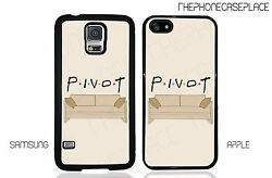 Friends Tv Show Pivot Couch Phone Case For Apple Or Samsung Phone Case Cover