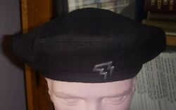 Extremely Rare Late Wwii Rsi Period Italian Republican Guard Gnr Beret