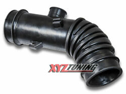 Air Intake Mass Flow Meter Rubber Hose Boot Tube For 93-97 Corolla 1.6l/1.8l L4