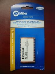 Miller Genuine .035 Contact Tips For Spoolmatic And Xr Series - Qty 10 - 135430