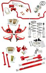 64-72 GM A-Body UMI Suspension Kit Viking Coilovers Sway Bar Control Arms