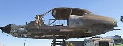 1972 Citroen Sm Rustfree Stripped Tub Chassis Body- Great Base To Work With