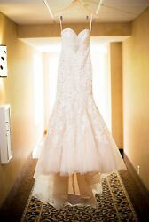 Exquisite Ventura Bridal Gown Size 4