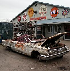 1962 Convertible Buick Frame Solid And Rust Free