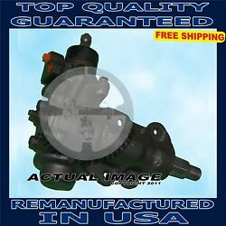 1994-1997 Nissan Pickup Awd Power Steering Gear Box Assembly