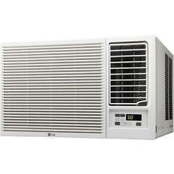 LG LW1215HR 12000 BTU Cooling & 11200 BTU Heat Window Air Conditioner Remote