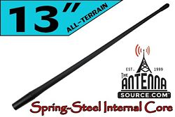 All-terrain 13 Rubber Antenna Mast - Fits 1985-1989 Plymouth Reliant