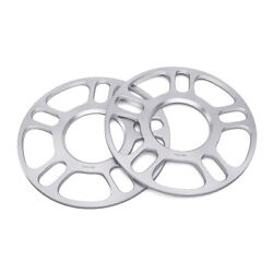 5mm Hubcentric Race Wheel Spacers   5x114.3 And 5x120 For Honda Acura 64.1mm Hub