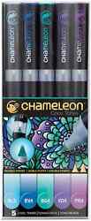 CHAMELEON COLOR TONES MARKERS - 5 SET - COOL TONES