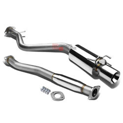 For Altezza Is 300 2jz Xe10 Stainless Cat Back Exhaust Pipe Muffler 4rolled Tip