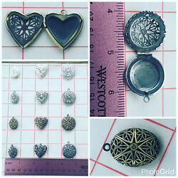 Bulk Diy Wholesale Essential Oil Diffuser Lockets Only Aromatherapy Oils Lot
