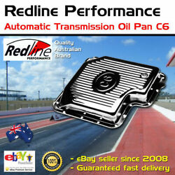 New Redline Automatic Auto Transmission Oil Pan Ford C6