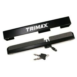 Trimax Outboard Motor Lock Maximum Security Quick Release/install Secures Clamps