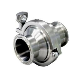 2 Check Valve Tri Clamp 316 Stainless Steel Sanitary Fitting 20520096200