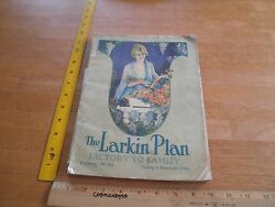 1921 The Larkin Plan Catalog 85 Furniture Clothes Household Mission Oak Rugs