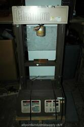 Chatillon 2744-s Force Gauge Gage Tester Motorized And 1100 Lb Load Cell - Tested