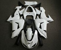Unpainted Fairing ABS Bodywork Kit For Kawasaki Ninja ZX10R 06 2006 2007 New
