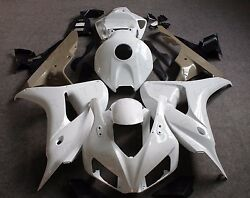 Abs Injection Fairings Kit Bodywork For Honda Cbr 1000 Rr 2006-2007 Unpainted