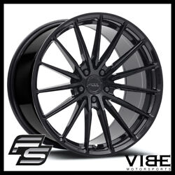 19 Mrr Fs02 Black Flow Forged Concave Wheels Rims Fits Honda Accord Coupe