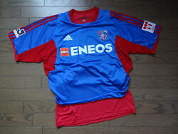 Fc Tokyo 100 Authentic Player Issue Jersey O 2003 Home Nwot J-league [2208]