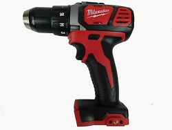 New Milwaukee 2606-20 M18 18v Compact 1/2 Drill/driver
