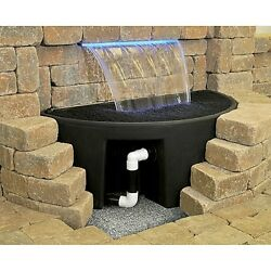 Atlantic Color Falls Lighted Waterfall Complete Kit -24 -pick Your Own Color