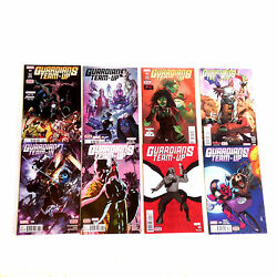 Marvel Now Comics Guardians Of The Galaxy Team Up Lot Of Issues , Deadpool