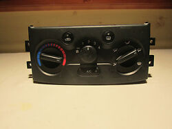 2004--2008 CHEVY AVEO    AC HEATER CLIMATE  CONTROLLER  OEM.