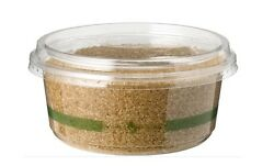 World Centric Dc-cs-12, 12-ounce Ingeo Clear Round Deli Containers, 1000/cs, Ast