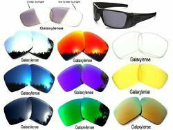 Galaxy Replacement Lens For Oakley Fuel Cell Sunglasses Multi-Color Selection