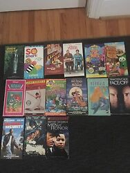 10 Vintage Disney Vhs Well Known Tapes Great Condition Cheap No Reserve