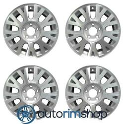 New 16 Replacement Wheels Rims For Ford Crown Victoria 2003-2005 Set