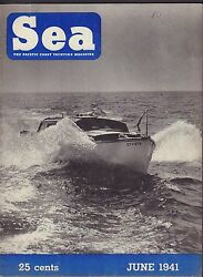 Sea Boating Magazine June 1941 Lubbers Can Learn 041817nondbe