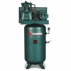 Fs-curtis Ca7.5 7.5-hp 80-gallon Two-stage Air Compressor 460v 3-phase