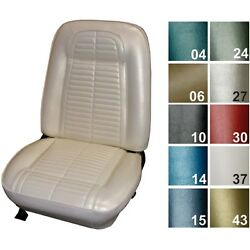 1968 Pontiac Firebird Standard Front And Rear Seat Covers - Pui