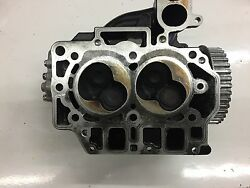 Mercury Cylinder Head 830271t3 Fits 25hp 4 Stroke 2 Cyl Electric Start Outboards