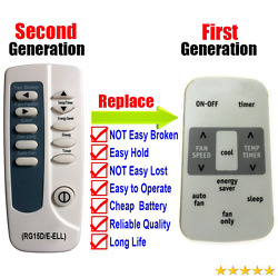 Generic Frigidaire Air Conditioner Remote Control Compatible for Remote Control