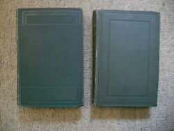 Queen Mary (A Drama); Harold (A Drama) [2 volumes] [Signed]. by Tennyson, Alfred