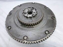 1962 Johnson Rx-10 28hp Flywheel Assembly 580412 Motor Outboard Evinrude