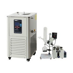 Lab1st 2l Rotary Evaporator Manual Lifting W/ Chiller